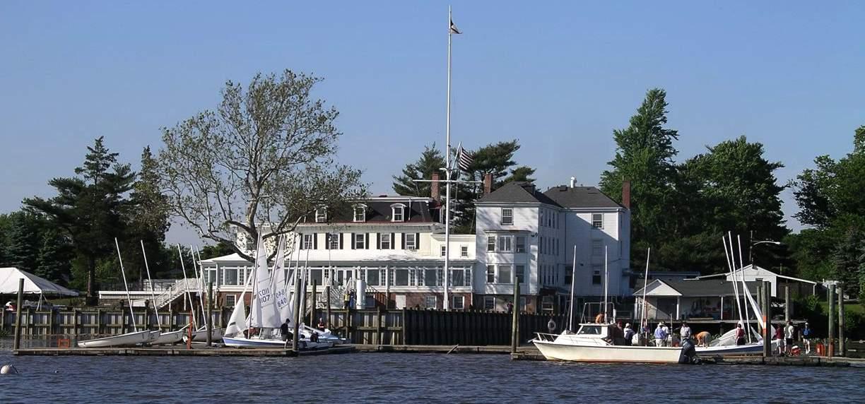 Corinthian Yacht Club - Home